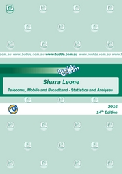 Sierra Leone-Telecoms, Mobile and Broadband-Statistics and Analyses